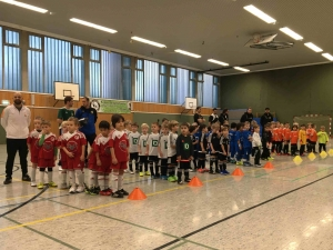 Clowns & Helden - Cup für G-Junioren U06